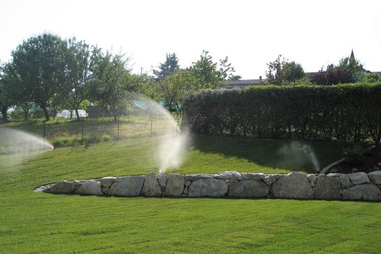 Impianto irrigazione