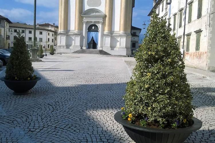 Piazza Mel (BL)